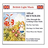 Reynolds, A.: Alice Through The Looking Glass Suite