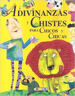 Adivinanzas y chistes para chicos y chicas Mis primeros libros: Amazon.es: Todolibro: Libros
