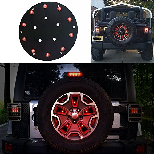 Led Hubcap Lights in US - 3