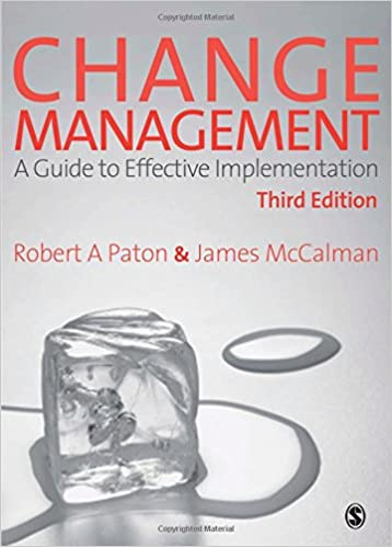 Organizational change with so many great books to read and so many best sellers ebook fir ipad change management a guide to effective implementation by james mccalman fandeluxe Image collections