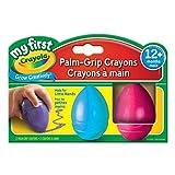 Crayola My First Palm Grip Crayons