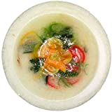 White Tea and Citrus Decorative Scented Flameless Candle - 7' Diameter - Comes in Gift Box