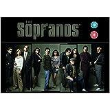 The_Sopranos_(TV_Series) [Reino Unido] [DVD]