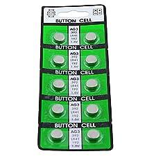 Batteries AG3