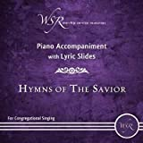 Disc - Hymns Of The Savior - Piano Accompaniment With Lyric Slides Dvd