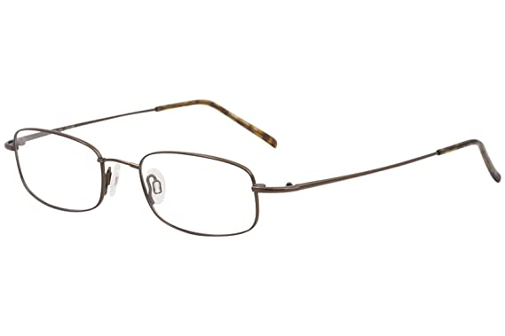 be7bb05fb2 Flexon Flexon 603 Eyeglasses 218 Coffee 218 Demo 51 19 145 at Amazon ...