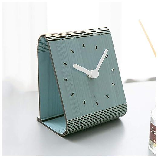 SMC Reloj de escritorio American Modern Home Reloj de Mesa ...