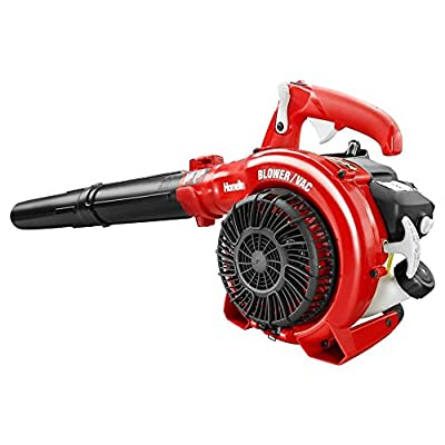 Homelite ZR26HBV 150 MPH 400 CFM 2 Cycle 26cc Gas Handheld Blower Vacuum (Certified Refurbished)