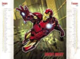 2014 Avengers Assemble Special Edition Wall Calendar