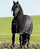 Horseware Rambo Stable Blanket Medium 200g Black/G