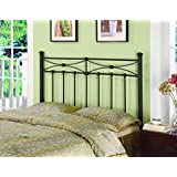Coaster Traditional Rustic Metal Queen/Full Headboard