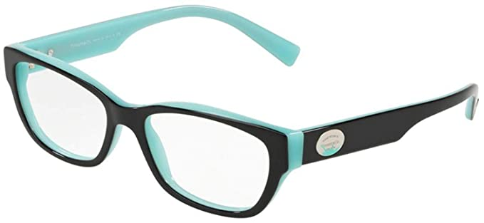 Tiffany Gafas de Vista RETURN TO COLOR SPLASH TF 2172 BLACK ...