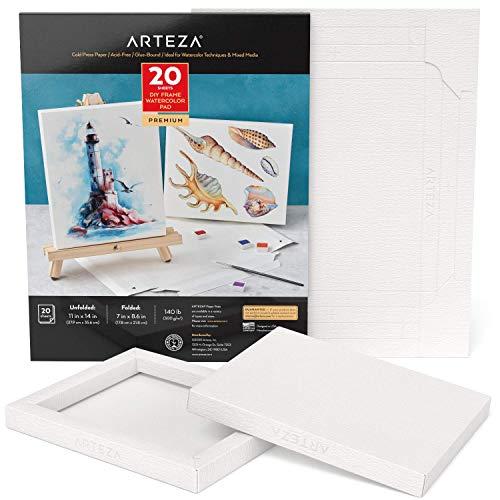 Arteza Watercolor Art Paper