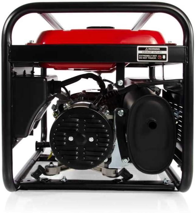 2.8 KVA//2.8KW 6.5HP DC Petrol Generator 110V//240V//12V//50HZ
