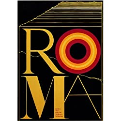 Fellini's Roma 11 x 17 Movie Poster - Style B