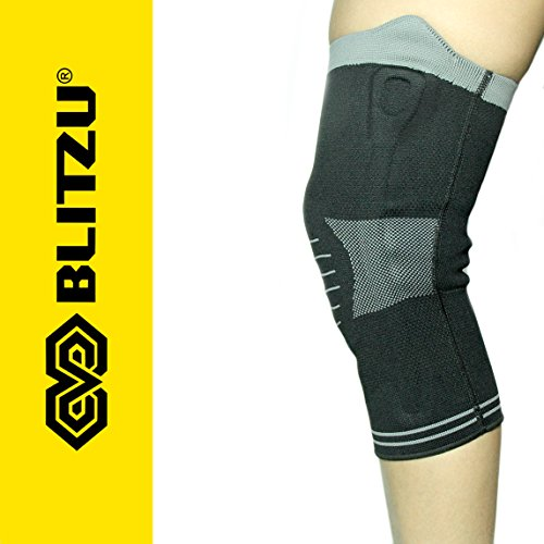 eca05fc123 Blitzu Flex Professional Compression Knee Brace Support For - Import It All