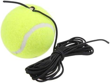 GeKLok - Pelotas de Tenis con Cuerda elástica para Principiantes ...