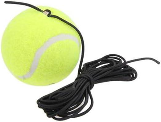 Vap26 pelota de tenis con cuerda elástica, herramienta de ...