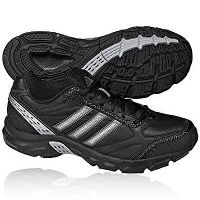 495a28f4cd adidas Duramo 2 Leather Junior Chaussures D'entrainement - 30.5 ...