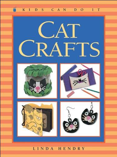 Cat Crafts (Kids Can Do It) ebook