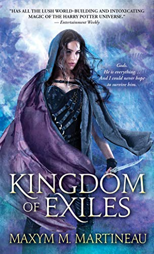 Kingdom of Exiles (The Beast Charmer Book 1) (Here Comes A Man Holds Out His Hand)