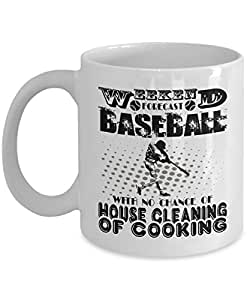 Amazon com: Weekend Forecast - Baseball With No Chance Of