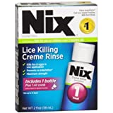 Nix Lice Treatment 2 oz (Pack of 12)