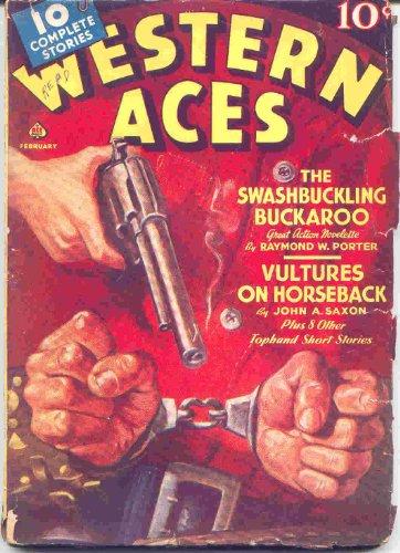 Cord Scottie - Western Aces (1940, Feb)