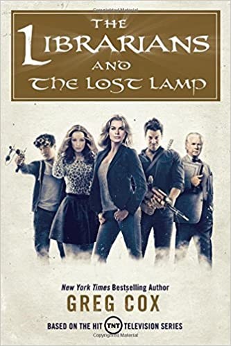 Librarians and The Lost Lamp, The