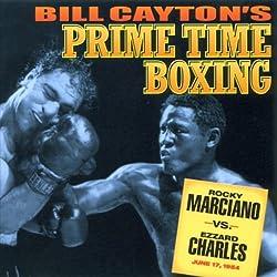 Rocky Marciano vs. Ezzard Charles