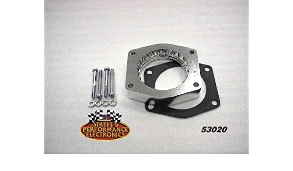 Taylor Cable 53020 Helix Power Tower Plus Throttle Body Spacer