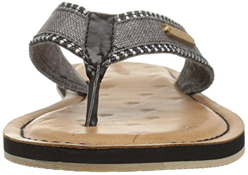 Nautica Women's Baseflow Flip Flop Black 33VpvlxVi