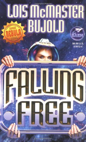 Book cover for Falling Free