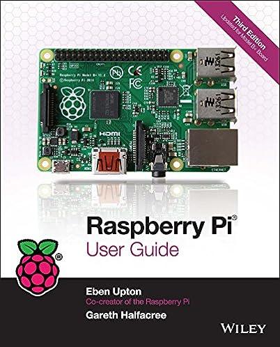 amazon com raspberry pi user guide ebook eben upton gareth rh amazon com Kindle 4th Edition kindle user's guide 3rd edition spanish