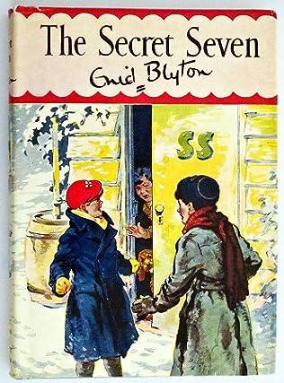 book cover of The Secret Seven