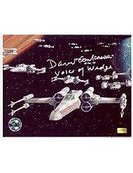 David Ankrum Autographed 8x10 Star Wars X-Wing Fleet Photo