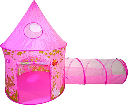 Buy kids castle tent