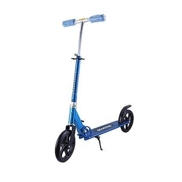 Amazon.com: JPHBC - Patinete de 2 ruedas para adultos ...