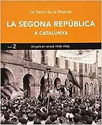 La segona República a Catalunya: Un país en tensió 1934