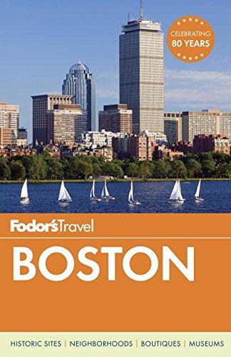 Fodor's Boston (Full-color Travel - Newbury Stores Street