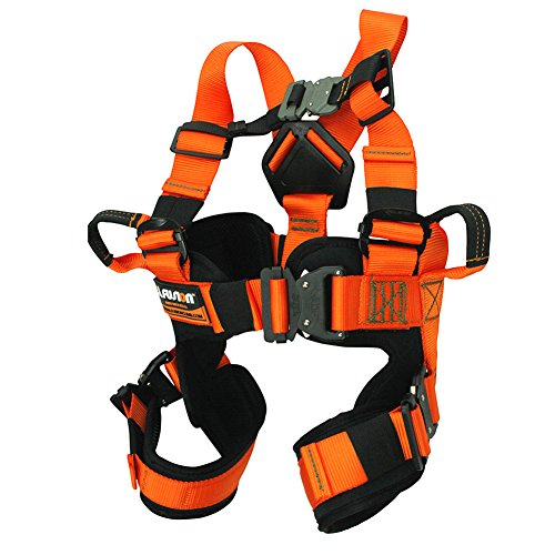 Fusion Climb Rebound Kids Full Body Adjustable Bungee Trampoline Harness 23KN XS ()