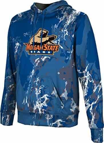 9c9af4233de ProSphere Morgan State University Men s Hoodie Sweatshirt - Marble