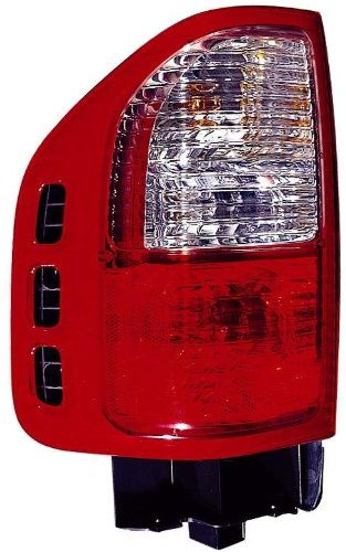 Depo 313-1908L-AS Isuzu Rodeo/Amigo Driver Side Replacement Taillight Assembly