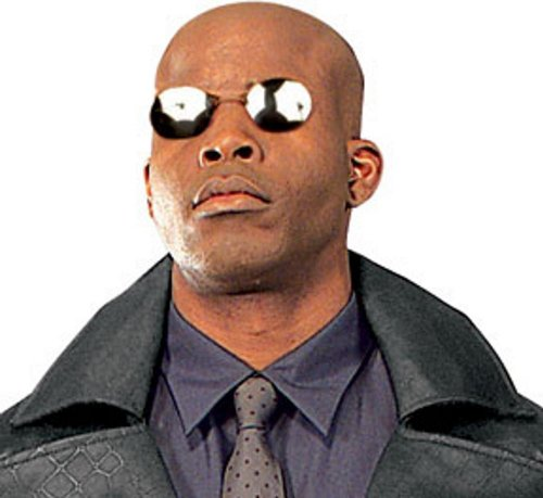 Morpheus Glasses Costume (Morpheus Matrix Costume)