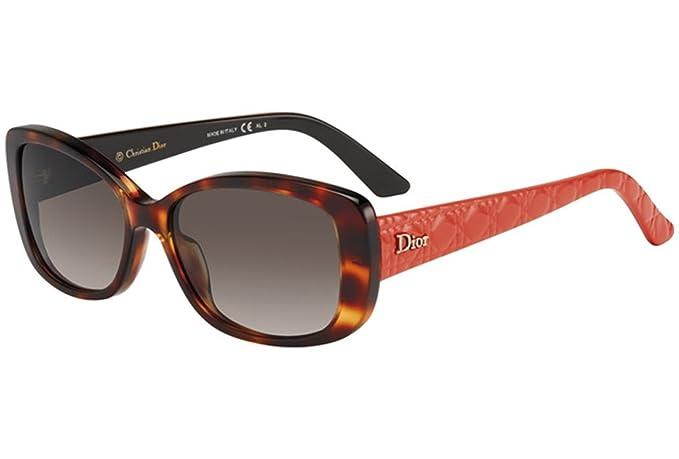 Christian Dior Ladyindior2 Ha 98Q 53, Montures de Lunettes Femme, Marron  (Corbrwn Brown)  Amazon.fr  Vêtements et accessoires 79e53815deaa