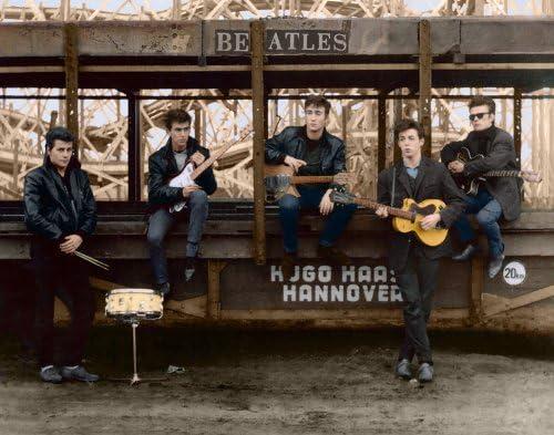 "The Beatles Something New Photo Print 14 x 11/"""