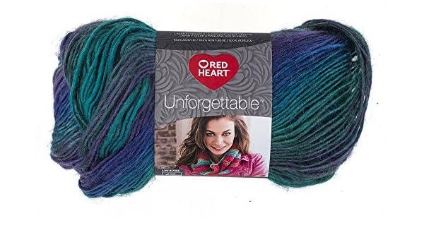 Abrigos Hilados Corazón Rojo Boutique inolvidable Yarn-Dragonfly: Amazon.es: Hogar
