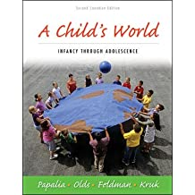 A Child's World Infancy Through Adolescence
