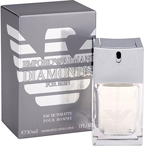Giorgio Armani Emporio Armani Diamonds Eau de Toilette Spray for Men, 1 - Armani Young