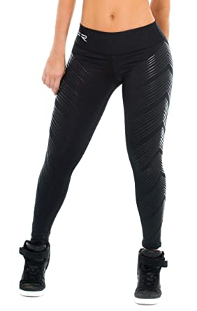 bbe6bdf867268 Image Unavailable. Image not available for. Color: Fiber (Many Styles)  Leggings Colombian Yoga Pants Compression Tights